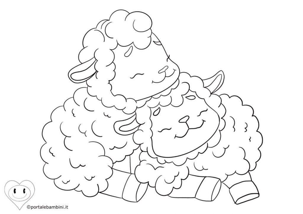 agnelli da colorare 1