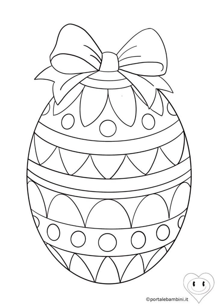 uova di pasqua da colorare 4